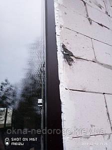 Заказать ламинированные окна снаружи