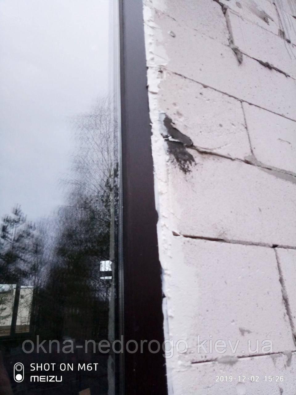 Замовити ламіновані вікна зовні