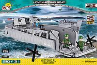 Конструктор Cobi десантная баржа Лодка Хиггинса (Cobi-4813)
