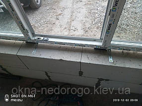 Тристулкові вікна WDS 5 Series з фрамугою, фото 2