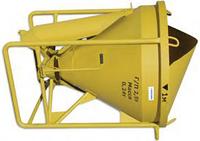Бункер бетонной массы ББМП-1,5