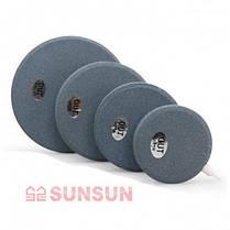 Акваріумний розпилювач повітря SunSun таблетка 80 мм, фото 2