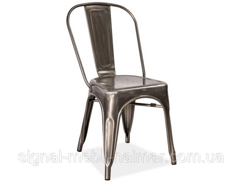 Купить кухонный стул Loft signal (сталь перфирована)
