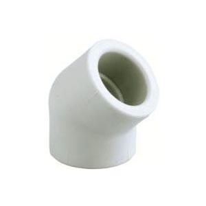 Колено PP-R 20мм РР 45° (упак 400шт)