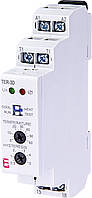 Термостат ETI TER-3D (0..+60) 24-240V AC/DC 16A_AC1 2471843 (реле контроля температуры)
