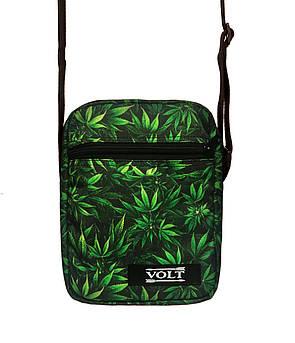 Месенджер VOLT FP Weed Photo сумка через плече