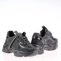 Стильные женские кроссовки  Lonza HLN29021 GREY ZAMSHA ВЕСНА 2020 /// 29021 GRAY//882, фото 1