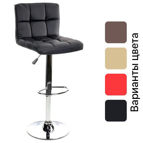 Барный стул Hoker MONZO регулируемый стульчик для кухни, барной стойки