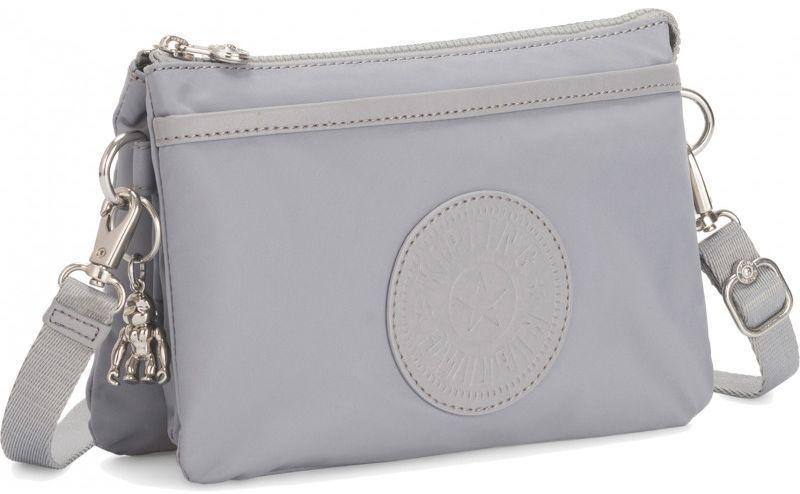 Женская наплечная сумка Kipling Paka серый