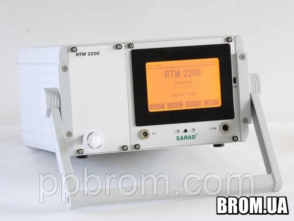 Монитор Радиометр радона/торона RTM 2200