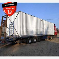 Ремонт и переоборудование морских контейнеров (12 х 2,4 м.), фото 3