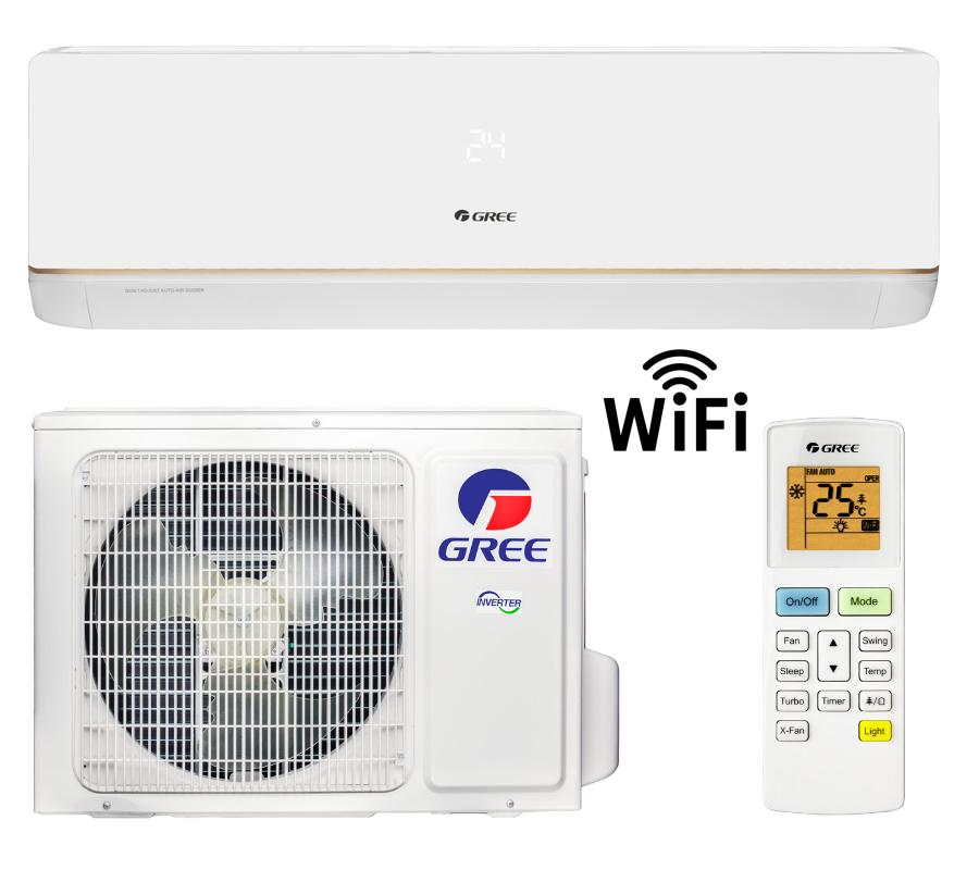 Кондиціонер Gree GWH12AAB-K3DNA5A WiFi