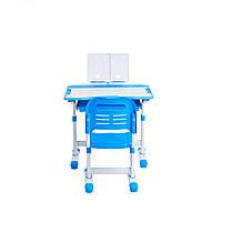Эргономический комплект Cubby парта и стул-трансформеры Vanda Blue, фото 2