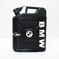 Канистра-бар 10 л. «BMW» Чёрный