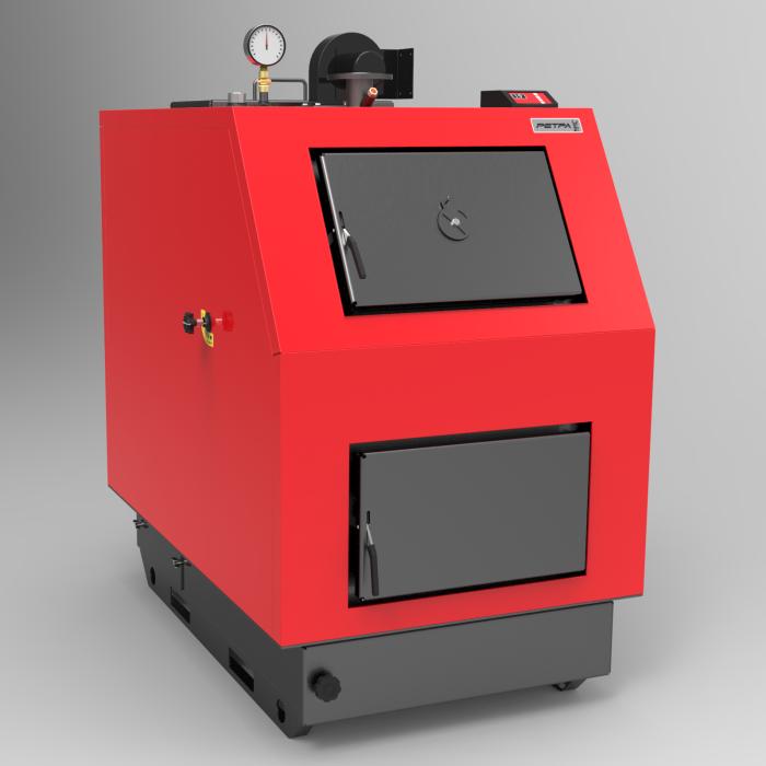 Котел твердотопливный РЕТРА-3М 80 кВт