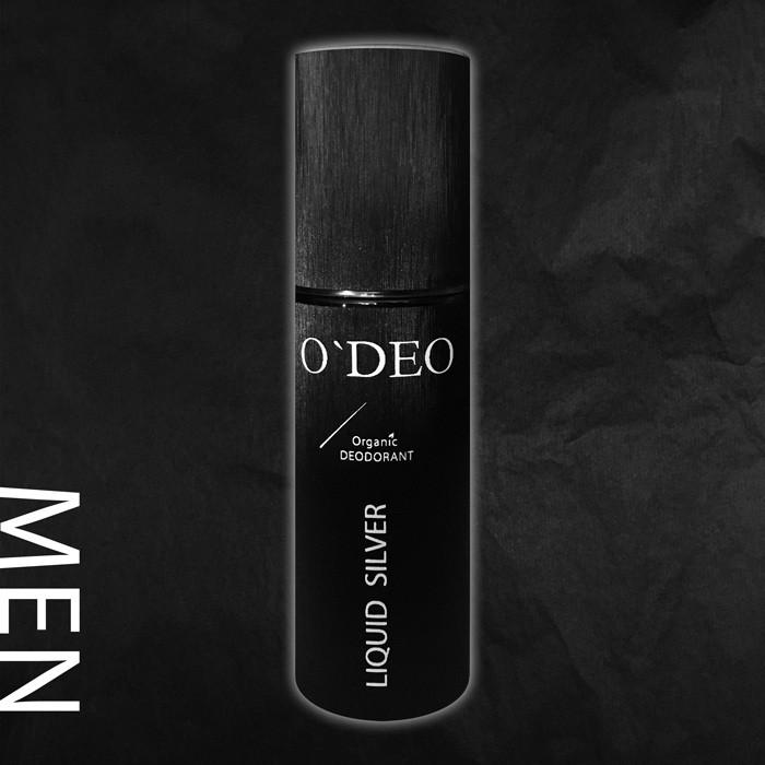 Натуральний дезодорант без запаху чоловічого O DEO 120 мл