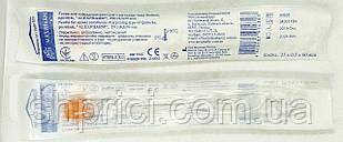 Игла спинальная тип Квинке, премиум G 25 (0.55*90мм) ALEXPHARM/ оранжевая
