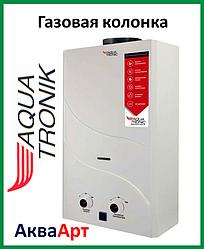 Колонка газовая проточная Акватроник JSD20-A08 10 л белая