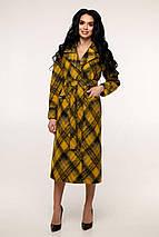 Женское демисезонное пальто В-1238, фото 2