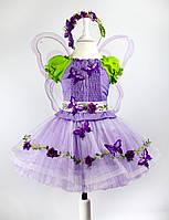 Детский карнавальный костюм Бабочки для девочки (прокат), фото 1