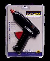 Клеевой пистолет Buromax электрический 11 мм 60 Вт