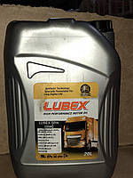 Моторное масло синтетическое LUBEX SRN 5W40 SM/CF,GM-LL-B-025, MB 229.3,RN 710 20л