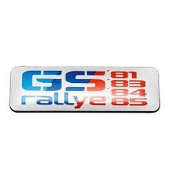 Оригинальный значок BMW Motorrad Pin GS 80, артикул 76738532807