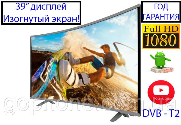 """Телевизор Comer 39"""" E39DU1100 SmartTV FullHD Гарантия!"""