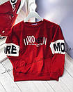 Модный женский свитшот с принтом MONEY, фото 2