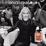 Dolce & Gabbana The Only One парфюмированная вода 100 ml. (Дольче Габбана Зе Онли Ван), фото 3