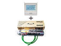 Нагреватальний мат Ryxon HM-200 (8 м2) с програматором Е-51 (KIT 4813)