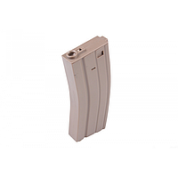 Механический магазин Specna Arms M4/M16 100BBS Plastic Tan
