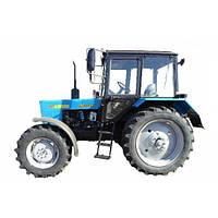 Как установить гидравлику на трактор?