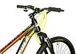 Велосипед спортивный IMPULS 24 CACTUS чёрно оранжевый, фото 2
