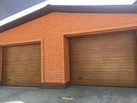 Ворота гаражные Алютех PRESTIGE ш 2200 в 2000
