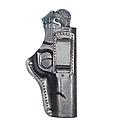 Кобура поясная для пистолета ТТ (Тульский Токарева) со скобой, фото 2