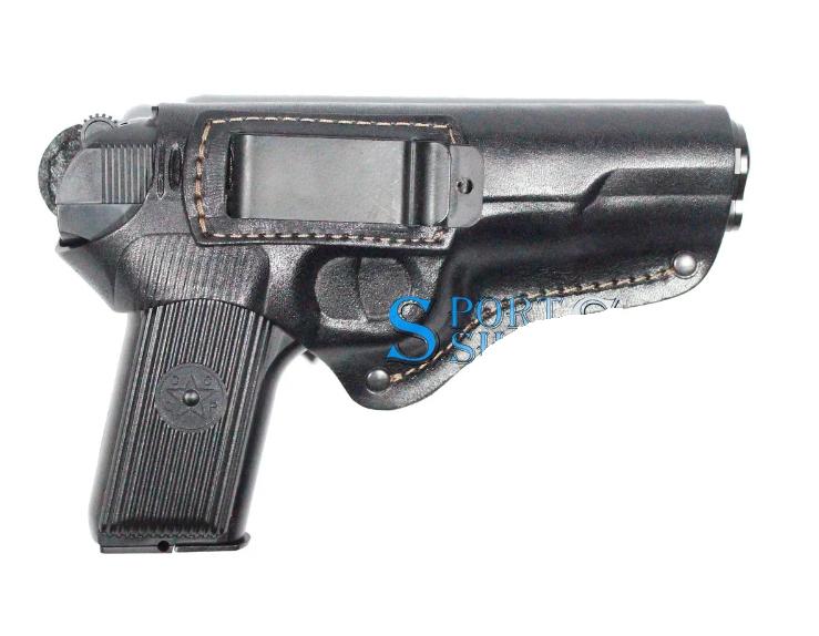 Кобура поясная для пистолета ТТ (Тульский Токарева) со скобой