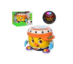 Музыкальный интерактивный барабан 6107 Hola Toys