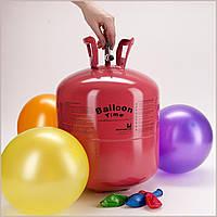 Почему для шариков используют гелий?