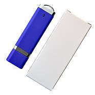"""Флешка 3.0 """"ТОР"""" пластикова синя під нанесення 16 Гб (0707-1-3.0-16-Гб), фото 5"""