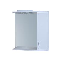 Зеркало для ванной комнаты 65-01 Правое