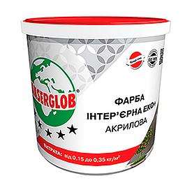 Краска фасадная акриловая Anserglob Eko+ 7 кг