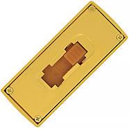 Флешка Золотой слиток Мини под гравировку 64 Гб (0326-64-Гб), фото 3