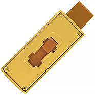 Флешка Золотой слиток Мини под гравировку 64 Гб (0326-64-Гб), фото 4