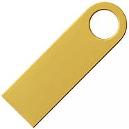 Флешка металлическая золото с нанесением 8 Гб (0497-3-8-Гб), фото 3