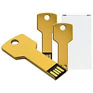 Флешка Золотой ключ с логотипом 16 Гб (0457-1-16-Гб), фото 6