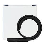 Флешка-браслет под логотип черная 64 Гб (0993-2-64-Гб), фото 5
