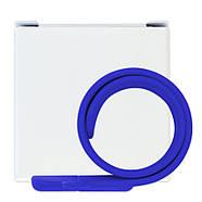 Флешка браслет под логотип синяя 64 Гб (0993-3-64-Гб), фото 5