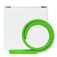 Флешка-браслет под нанесение зеленая 8 Гб (0993-5-8-Гб), фото 5