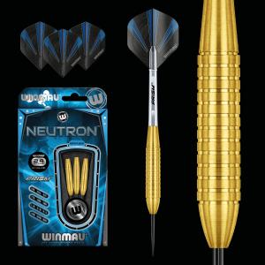 Дартс дротики Neutron Англия Winmau 24 грамма, фото 2